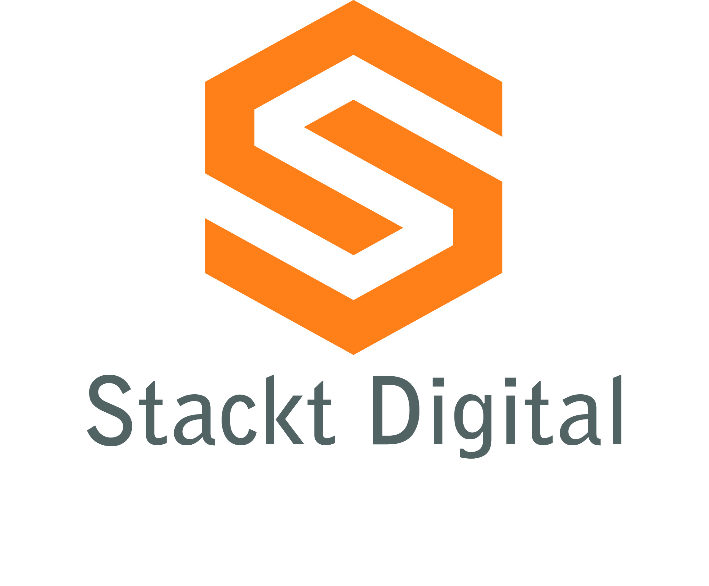 Stackt Digital Logo + Name